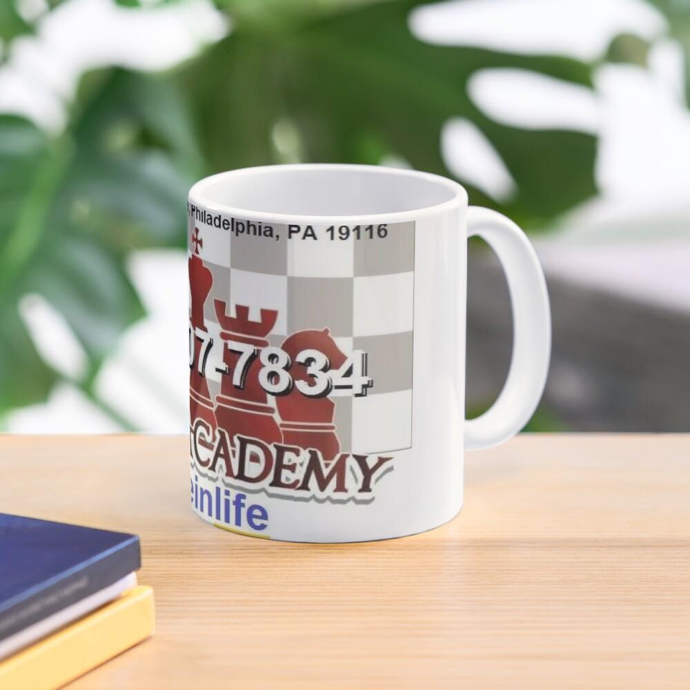 Chess Academy Mug