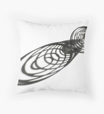 Whisk at Dawn Throw Pillow