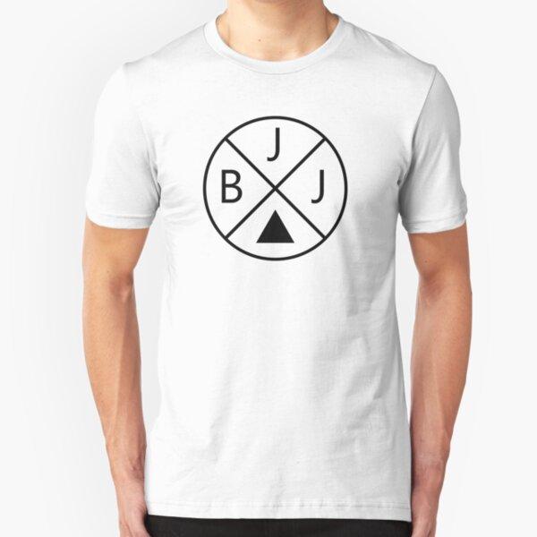 BJJ CIRCLE Slim Fit T-Shirt