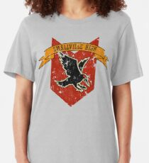 Smallville High School Crest Slim Fit T-Shirt