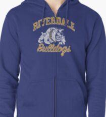 Riverdale Bulldogs Zipped Hoodie