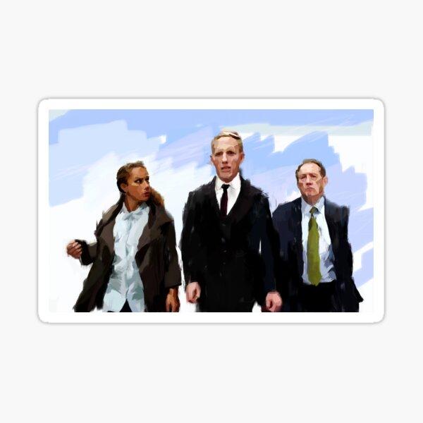 Maddox, Hathaway + Lewis Sticker