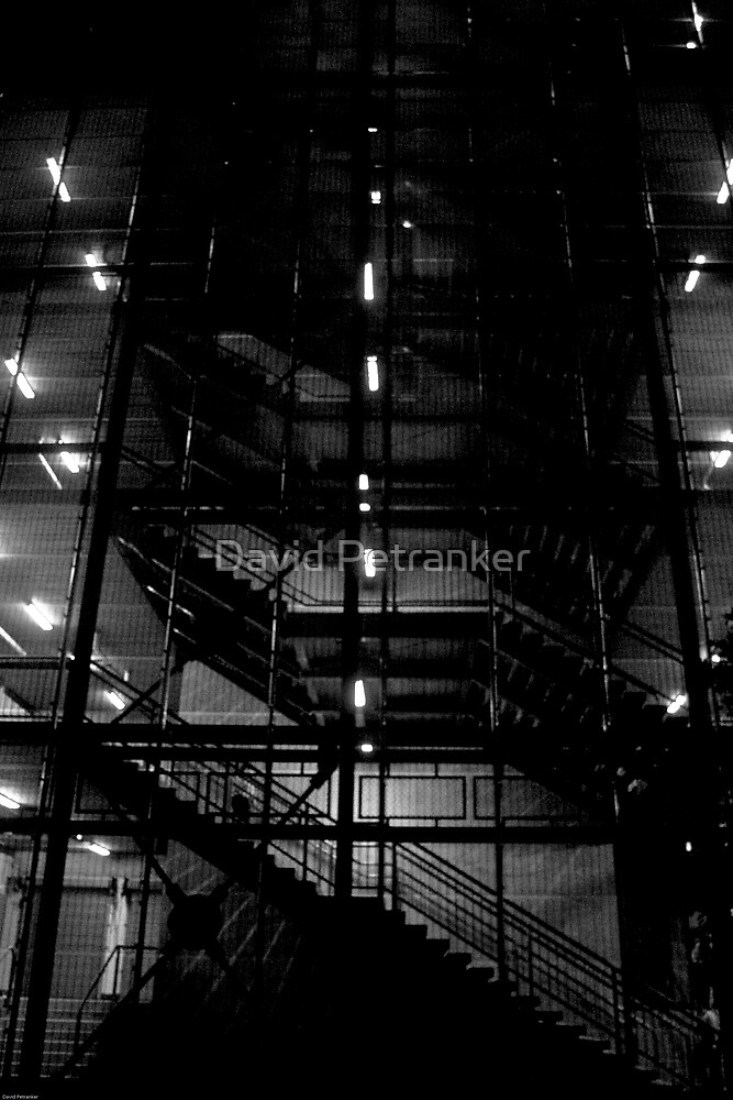 Escher Stairs by David Petranker