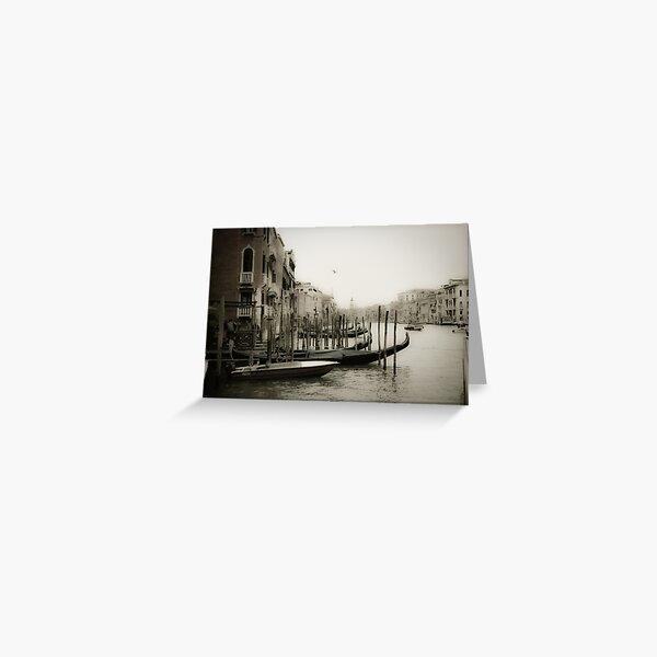 Venezia Greeting Card