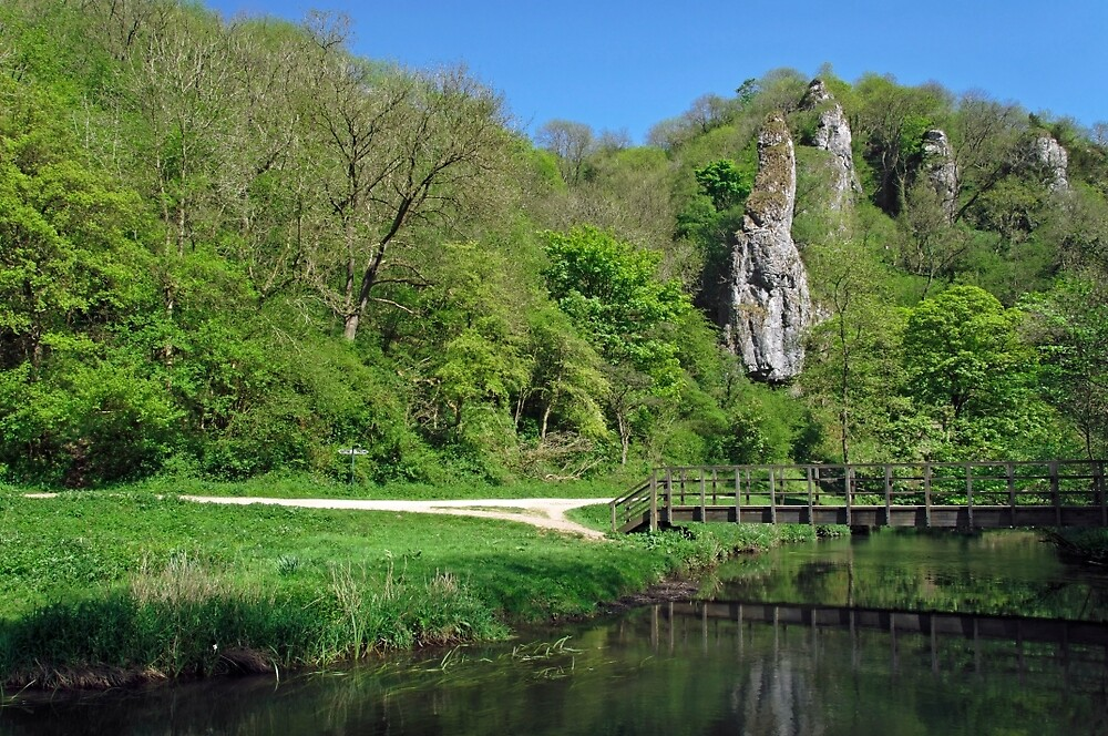 Pickering Tor, Dovedale  by Rod Johnson