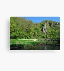 Pickering Tor, Dovedale  Canvas Print