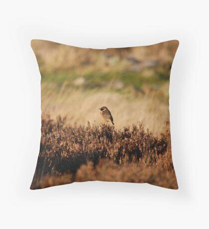 Bird I/D Required? Throw Pillow