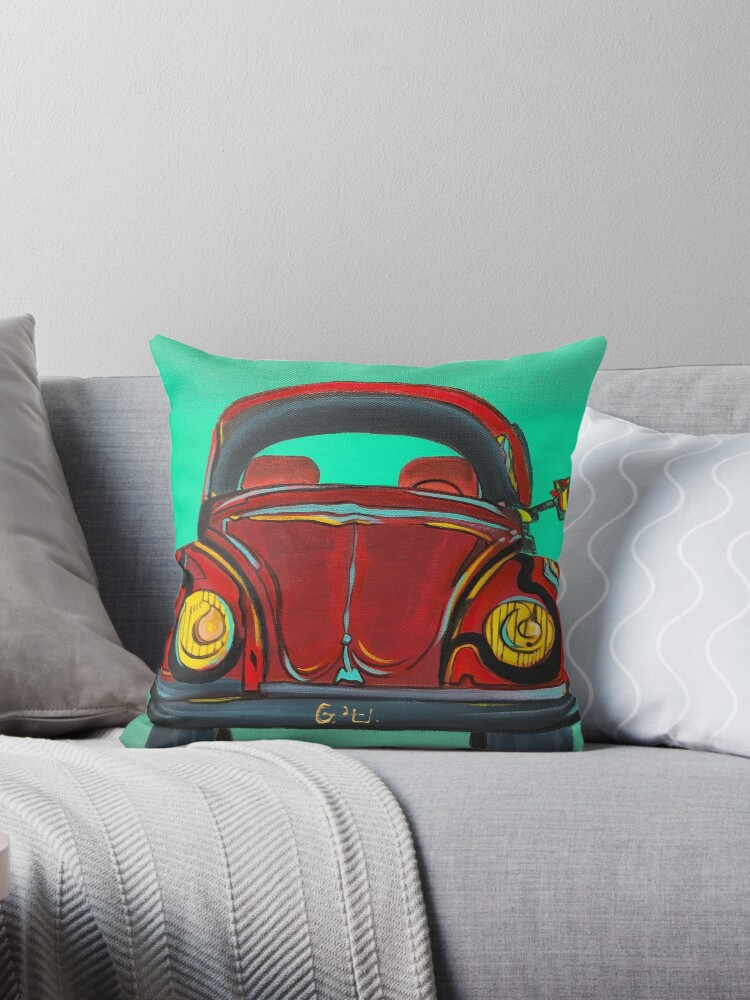 My first Beetle by Giselle Luske
