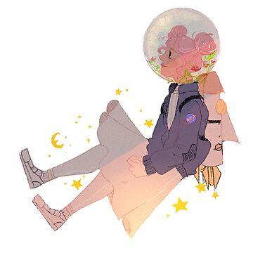 space girl by belldandy27