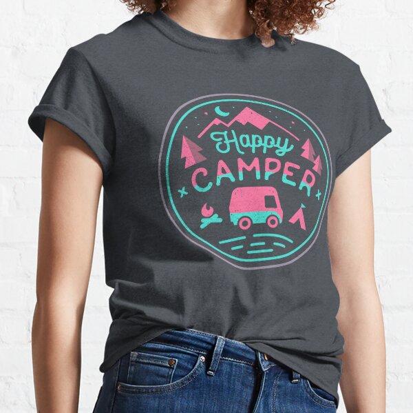 Happy Camper Soft-top Classic T-Shirt
