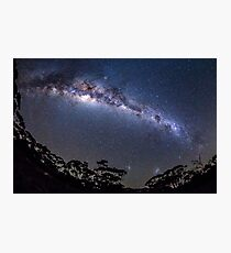 Nildottie Astro Panorama Photographic Print