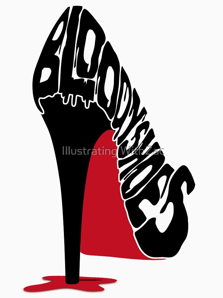 f204a7d5bfad Bloody Shoes
