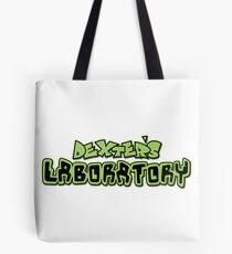 its dexters laboratory Tote Bag