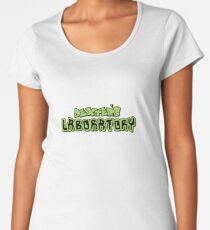 its dexters laboratory Women's Premium T-Shirt