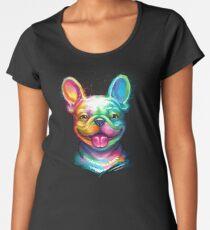 French Bulldog Women's Premium T-Shirt