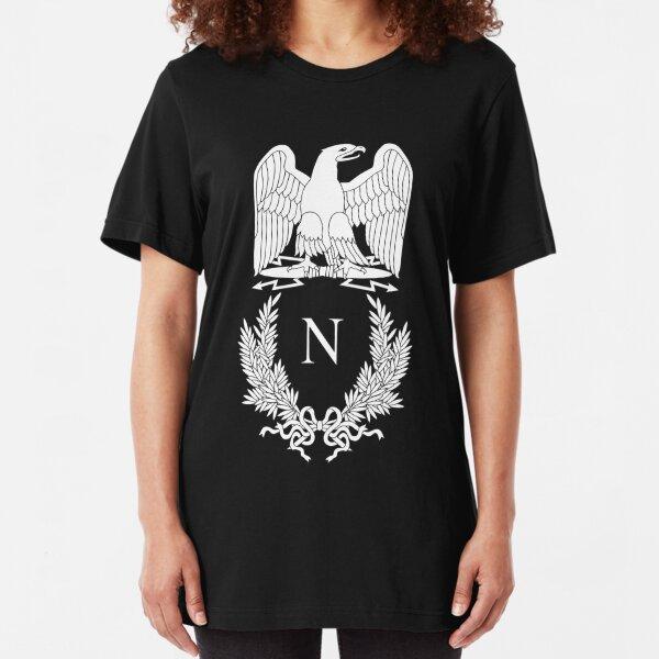 Napoleon Bonaparte Seal Slim Fit T-Shirt