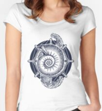 Sea adventure Women's Fitted Scoop T-Shirt