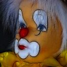 The Lonesome Clown by Virginia N. Fred
