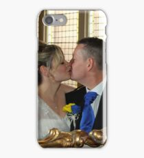 The Happy Couple iPhone Case/Skin