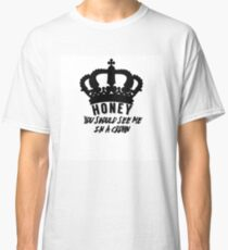 Moriarty quote design Classic T-Shirt