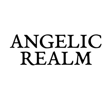 ANGELIC REALM by beingerin