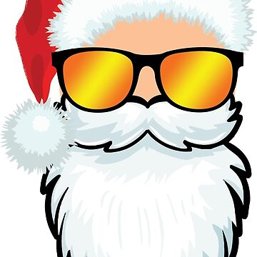 Coolest Santa by metalcharisma