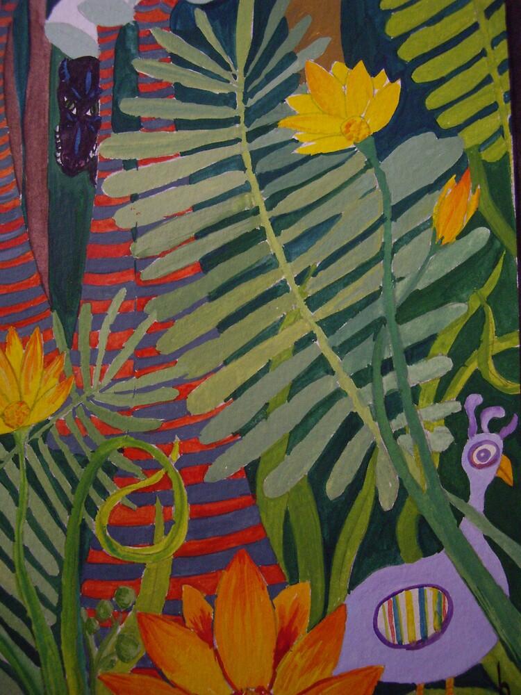 jungle dreams by Heather Johnstone
