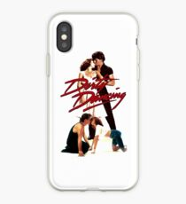 Dirty Dancing Has Romance Story iPhone Case