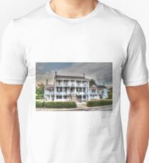 The Derussy House at Fort Monroe Unisex T-Shirt