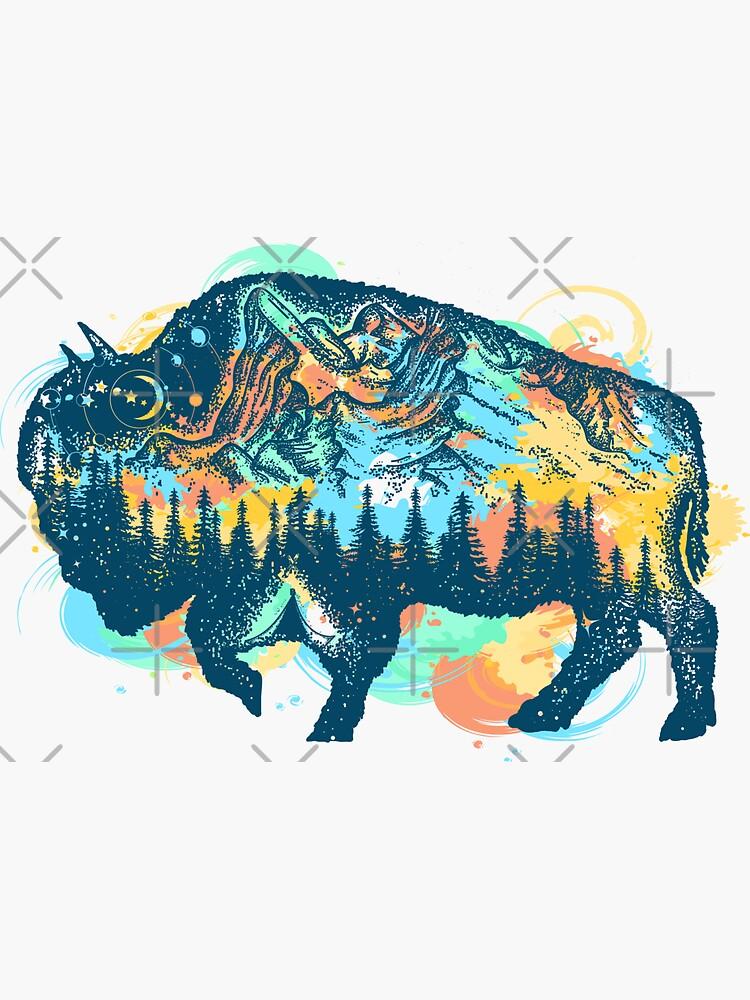 Buffalo by intueri