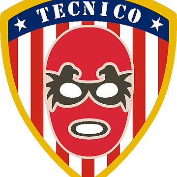 "Tecnico ""The American Hero"" by JordanJoMo"