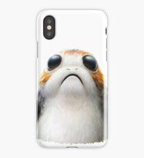 The Last Porg iPhone Case/Skin