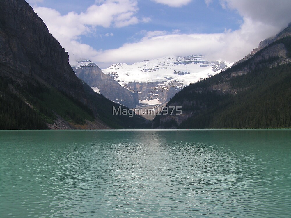 Lake Louise, Alberta by Magnum1975