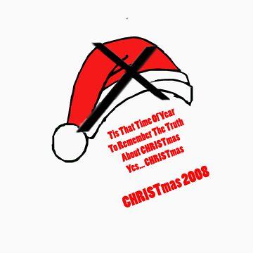 CHRISTmas Card #1 by ledwellarts