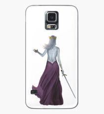 Thron aus Glas Hülle & Klebefolie für Samsung Galaxy