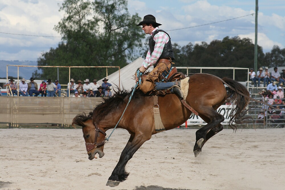 Warwick Rodeo by Jay Spadaro
