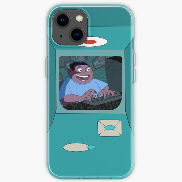 Kimmunicator Kim Possible iPhone Soft Case