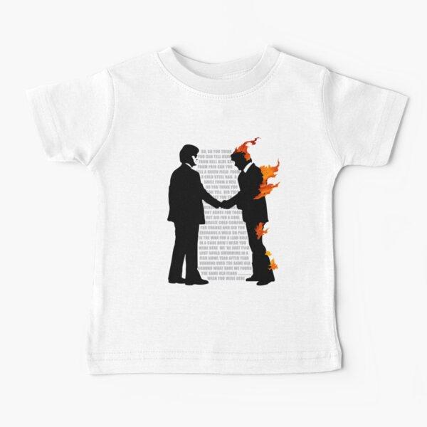 WISH you were ..... Baby T-Shirt