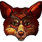 The Fox von KerstinSchoene
