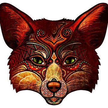 The Fox by KerstinSchoene