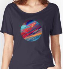 Nebula Women's Relaxed Fit T-Shirt