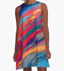 Nebula A-Line Dress