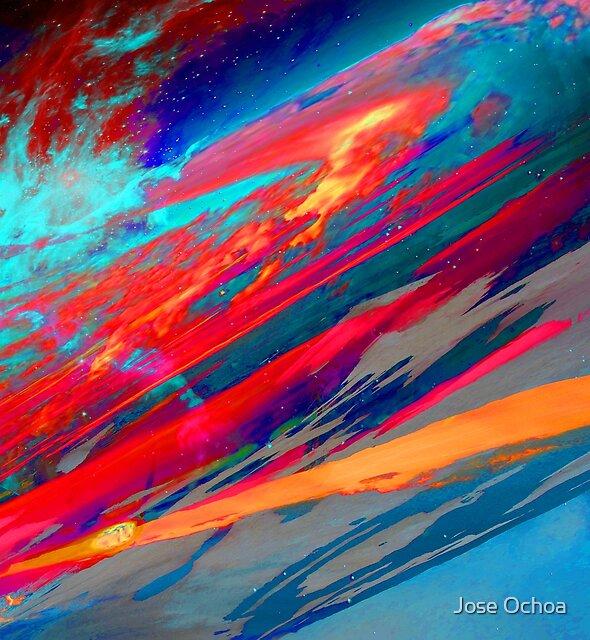 Nebula by Jose Ochoa