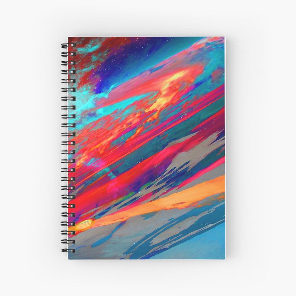 Nebula Spiral Notebook