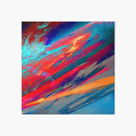 Nebula Art Board Print