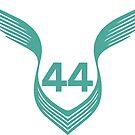 Lewis Hamilton 44 by david-satrio