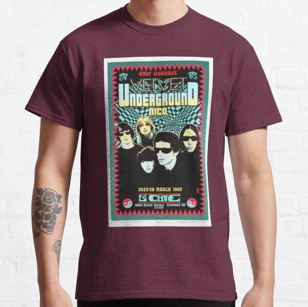 le velours souterrain T-shirt classique