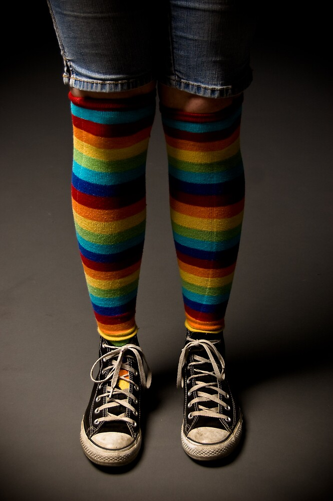 American Made Socks by hcoyote