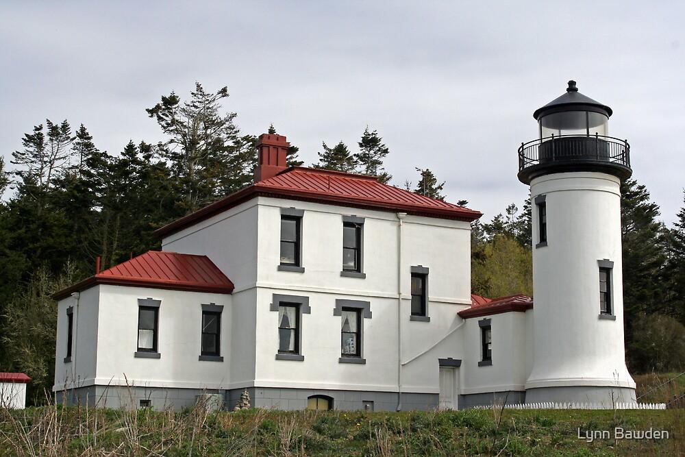 """Admiralty Head Lighthouse"" by Lynn Bawden"