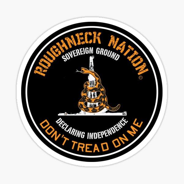 Roughneck Nation Sticker